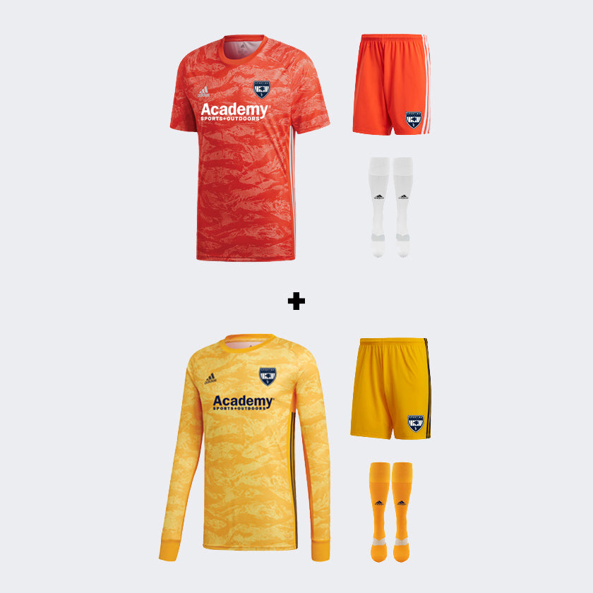 Sporting Columbia Goalie Bundle Kit