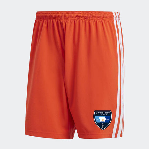 Sporting Iowa Orange Goalie Short