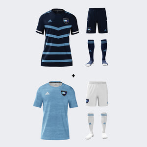 Sporting Iowa East Required Kit Bundle