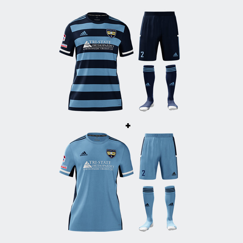 Sporting Southern Indiana Required Kit Bundle