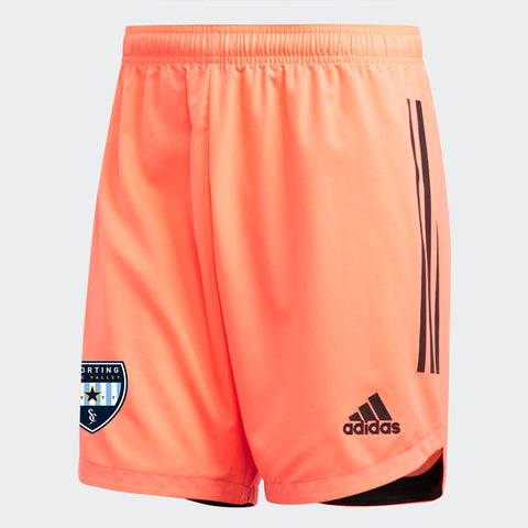 Sporting Blue Valley Coral Goalie Short