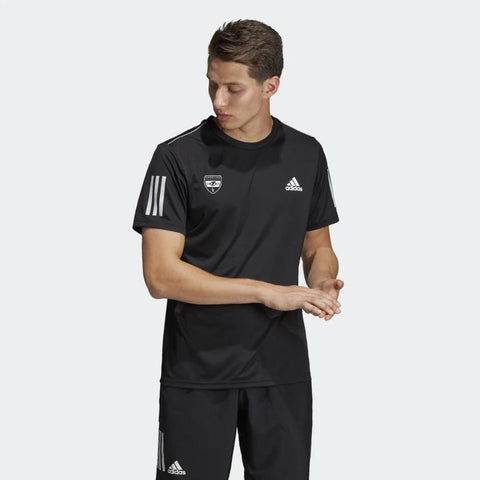 Sporting Arkansas: adidas 3-Stripes Club Tee