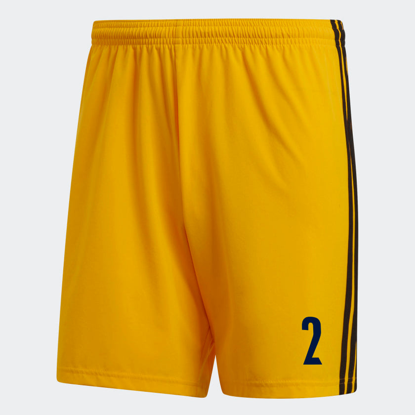 Sporting Arkansas Yellow Goalie Short