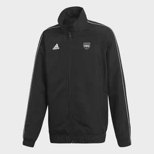 Sporting Lee's Summit: adidas Youth Core 18 Pre Jacket