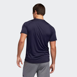 Sporting Iowa Logo Navy Tee