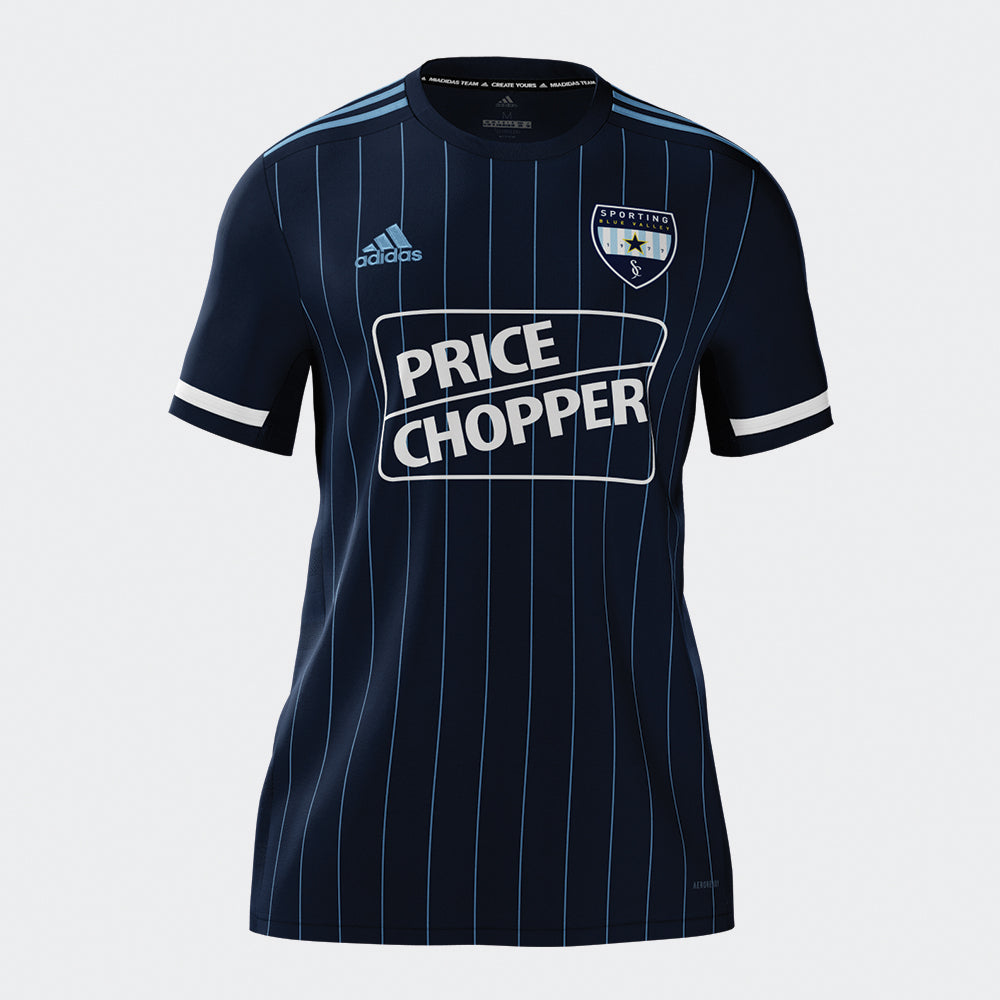 Sporting Blue Valley Away Jersey