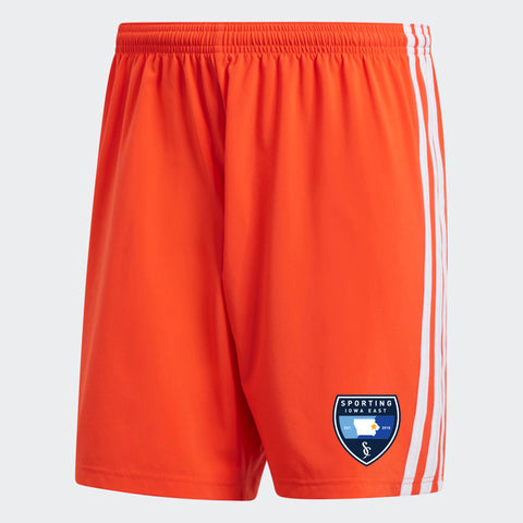 Sporting Iowa East Orange Goalie Short