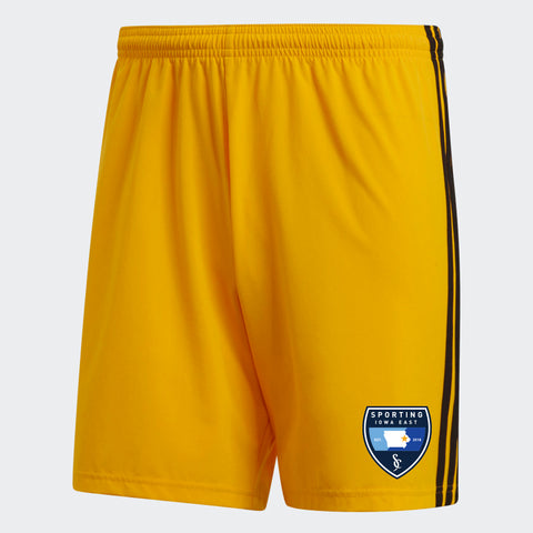 Sporting Iowa East Yellow Goalie Short