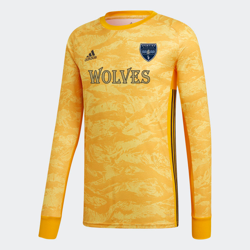 Sporting Michigan Boys Long Sleeve Goalie Jersey