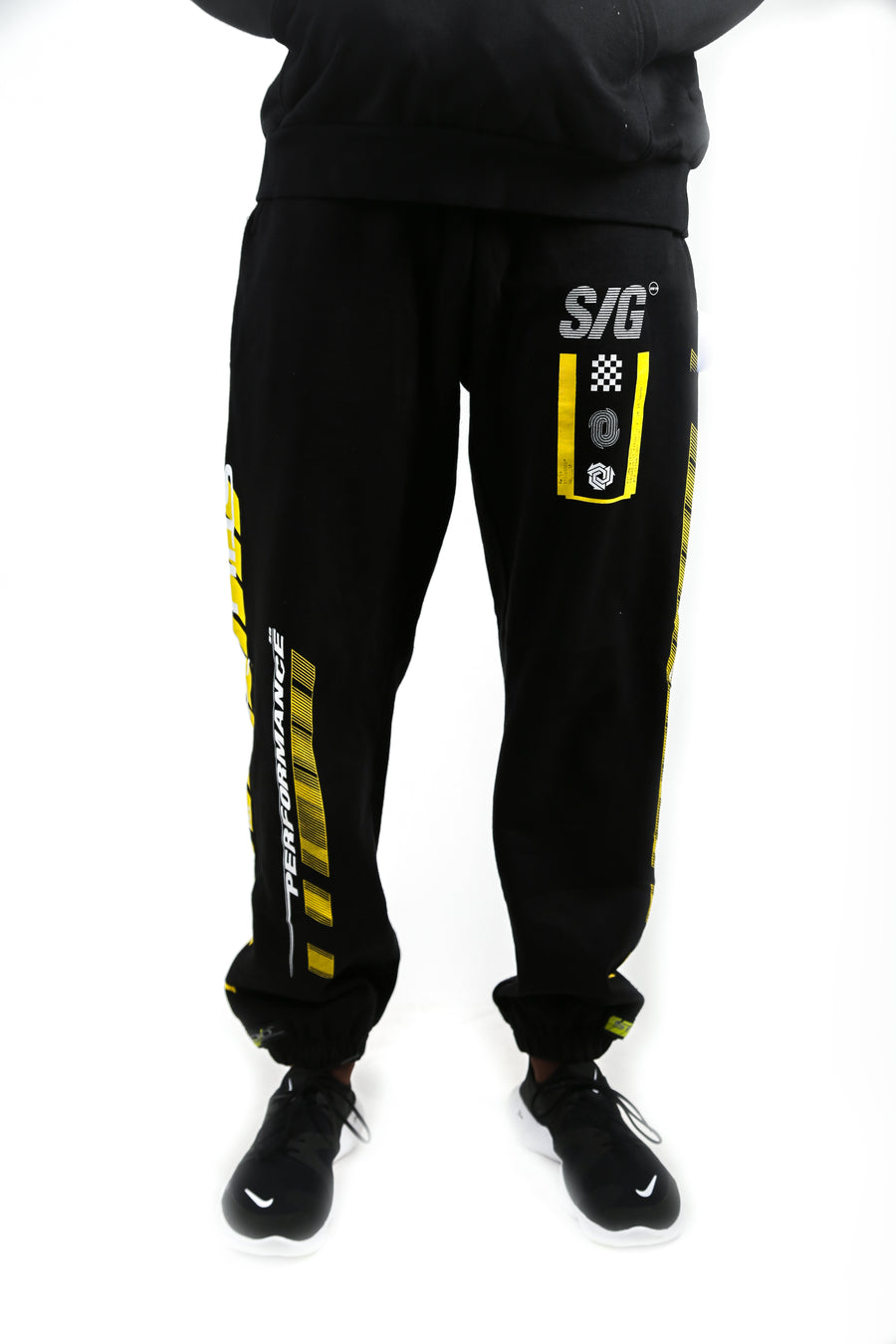 Fast Sweatpants Black / S | Still Good