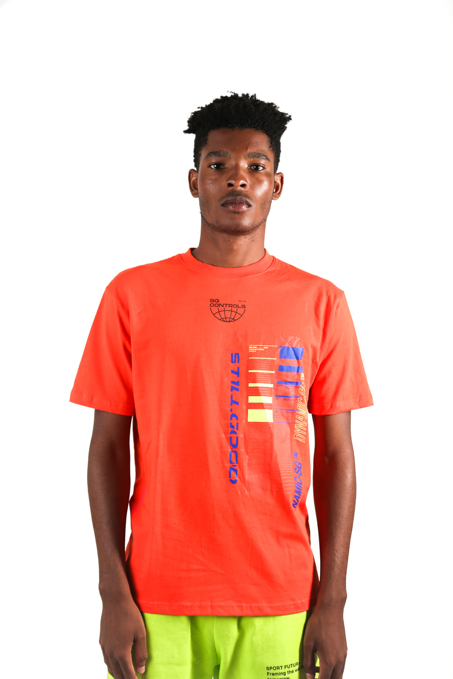 Controls Tee Orange / XS | Still Good