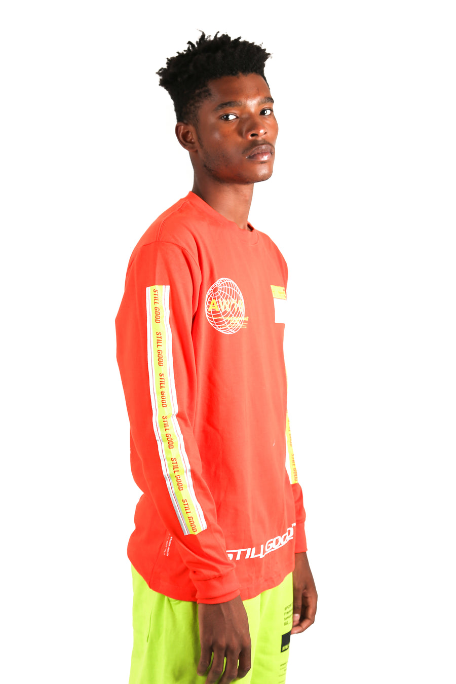 still good concept ls tee #orange