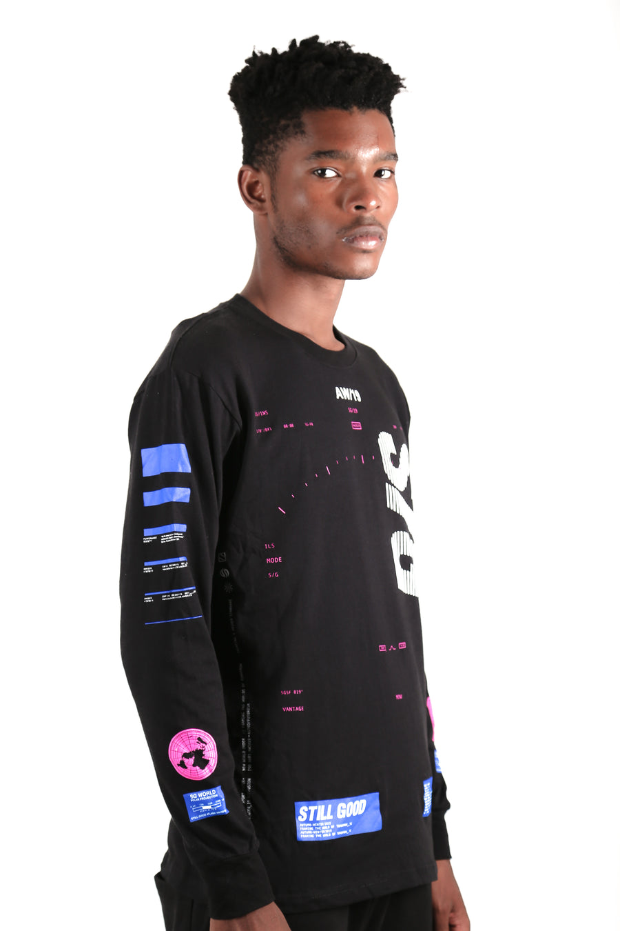 Geo LS Tee | Still Good