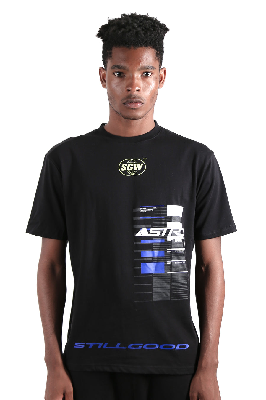 Astro Tee Black / XS | Still Good