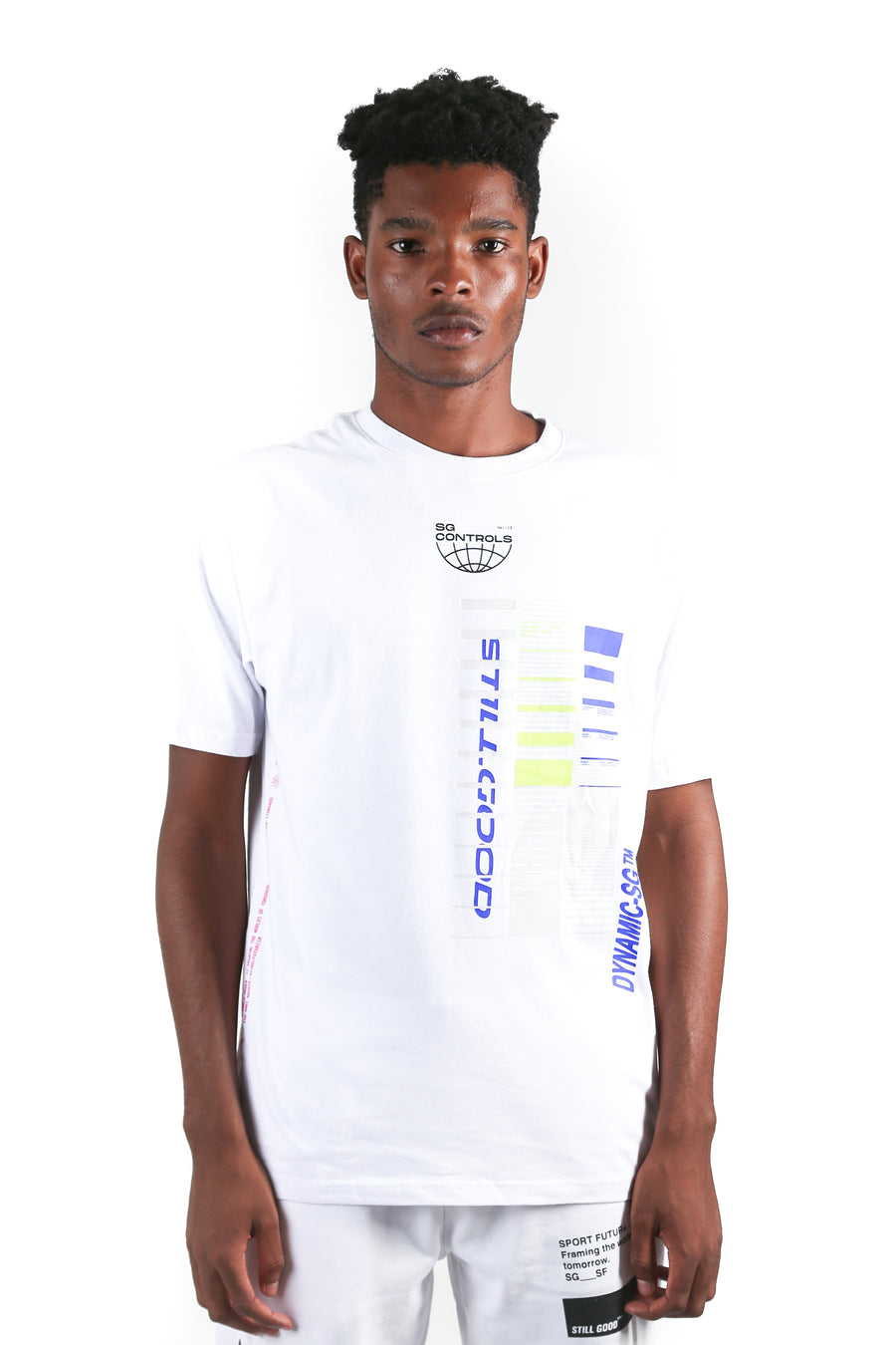 Controls Tee White / XS | Still Good