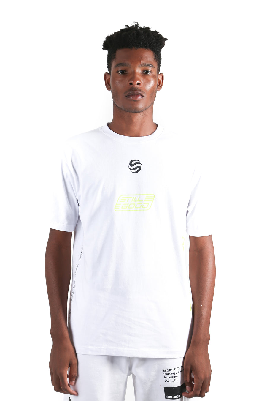 Vantage Tee White / XS | Still Good