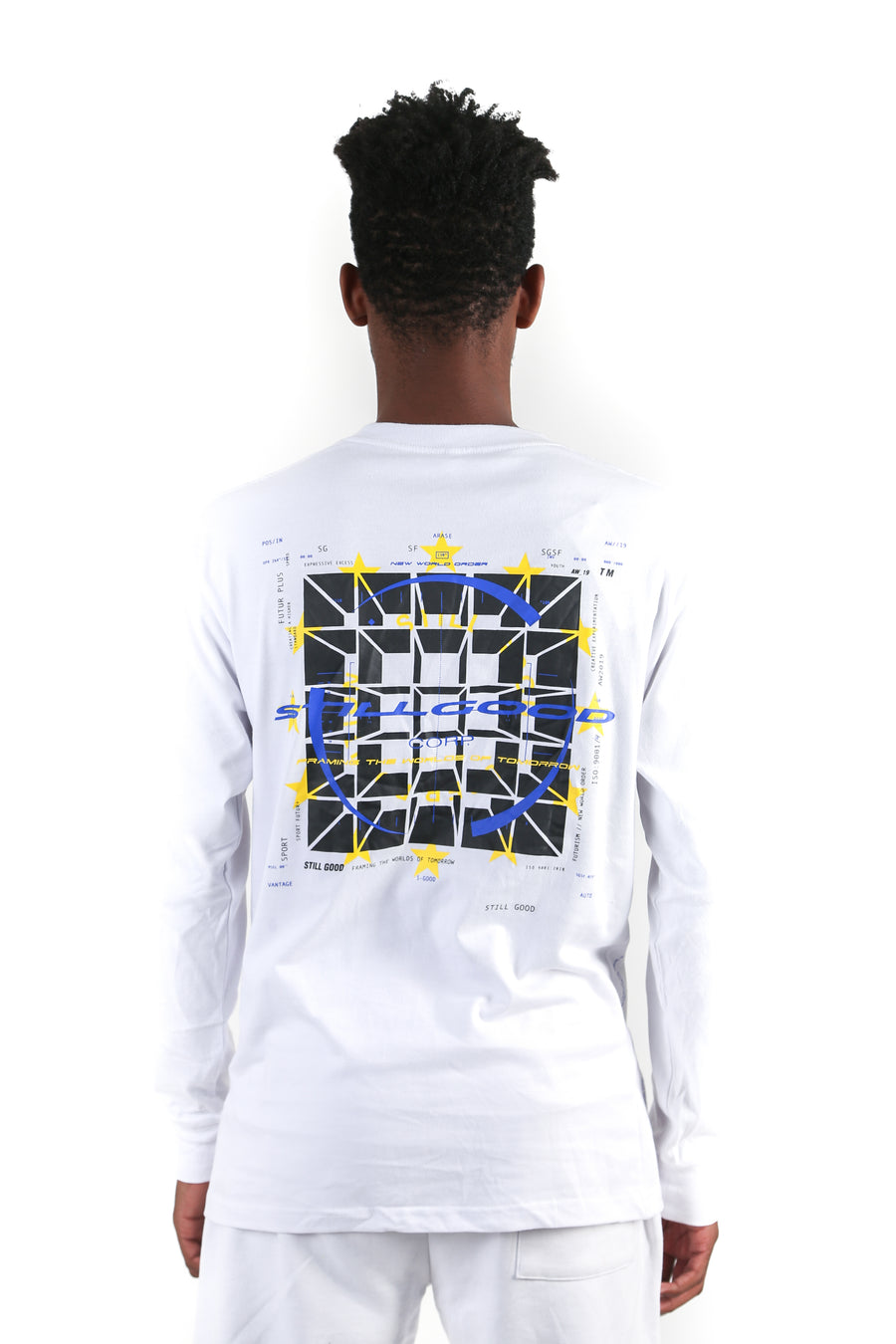 Projection LS Tee | Still Good