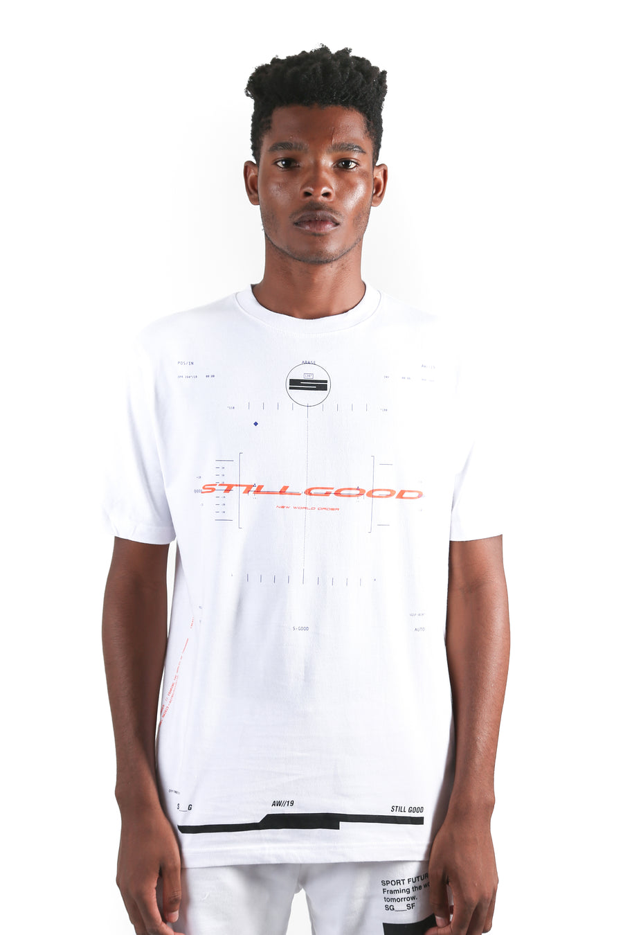 New Order Tee White / XS | Still Good