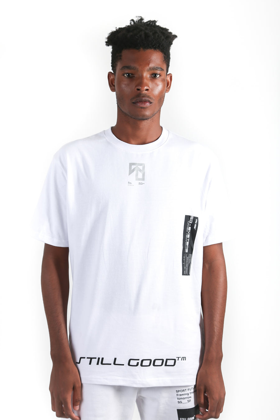 Progressive Tee White / XS | Still Good