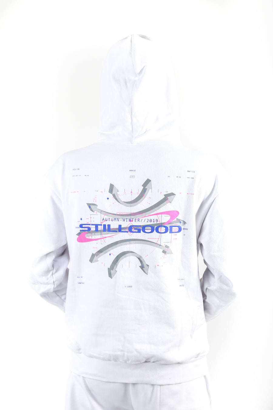 Global Galaxy 3D Hoodie | Still Good