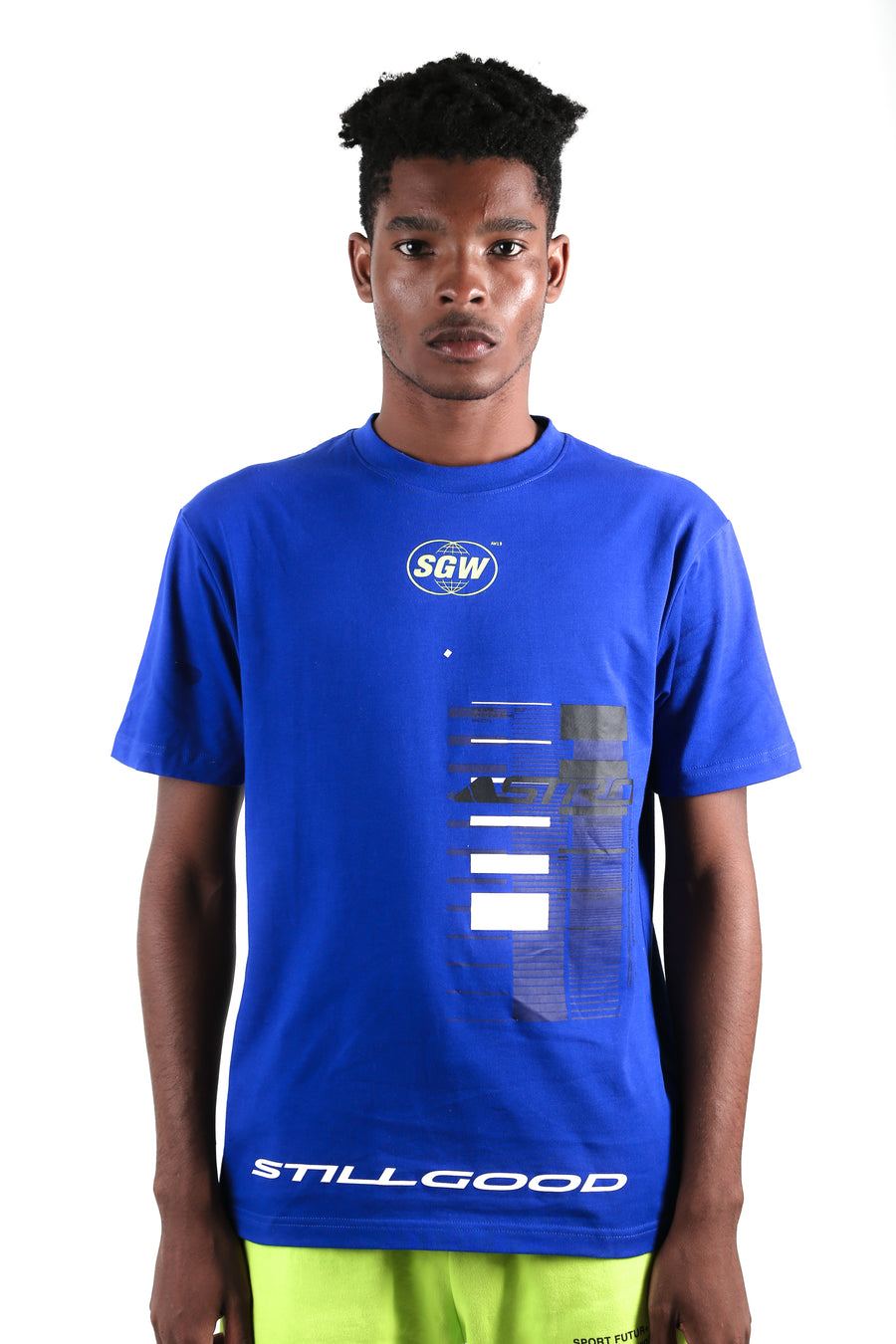 Astro Tee Royal Blue / XS | Still Good