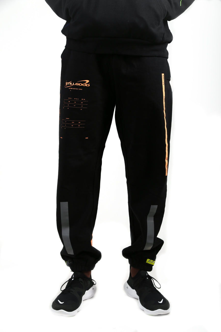 Spatial Sweatpants Black / S | Still Good