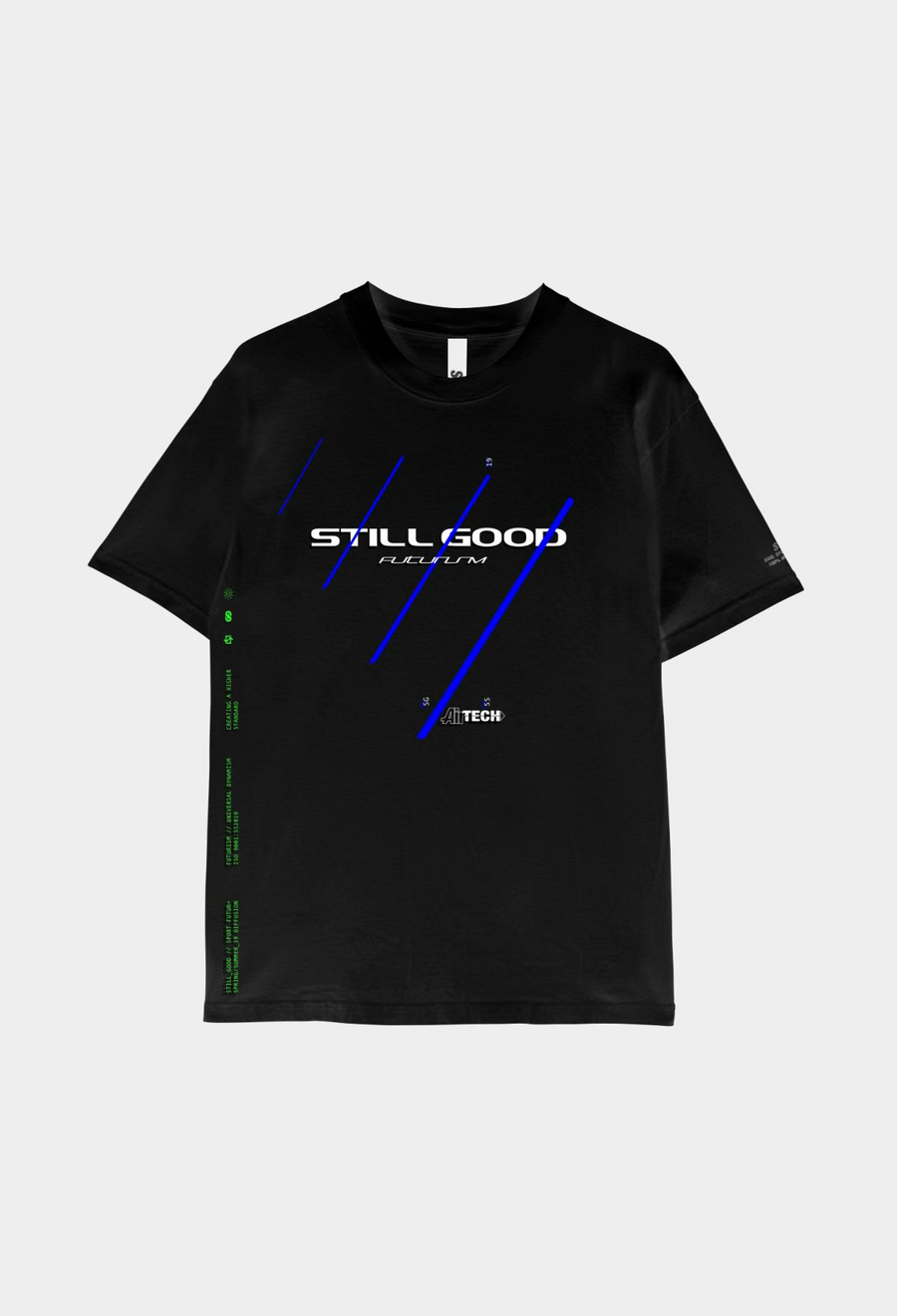 Airtech Tee Black / XS | Still Good