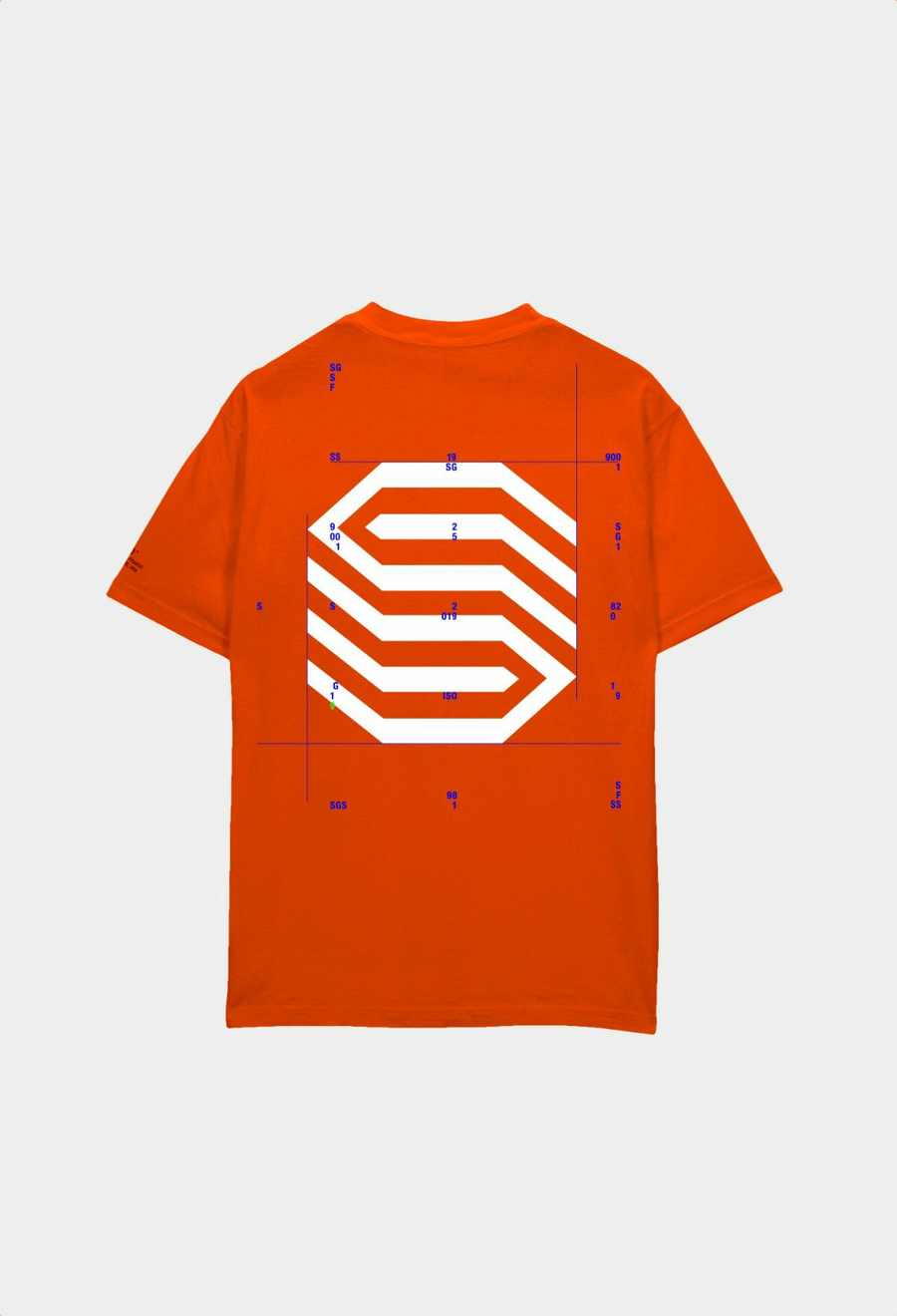 Still Good Construct Logo V2 Tee