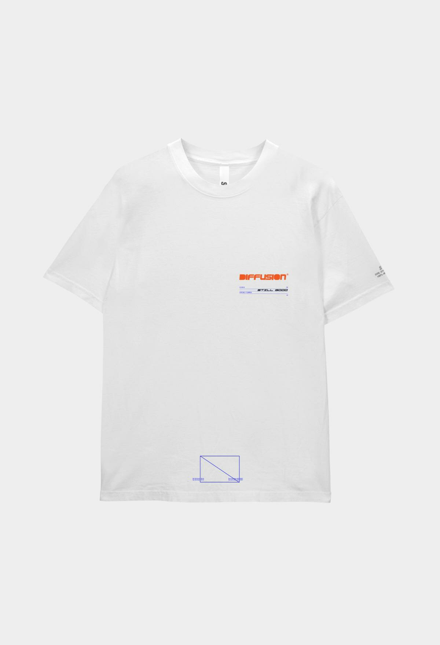 Diffusion Tee White / XS | Still Good