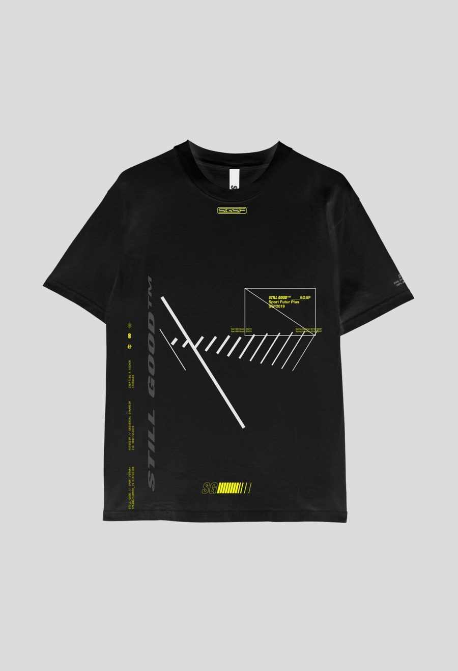 Interaction Tee Black / XS | Still Good