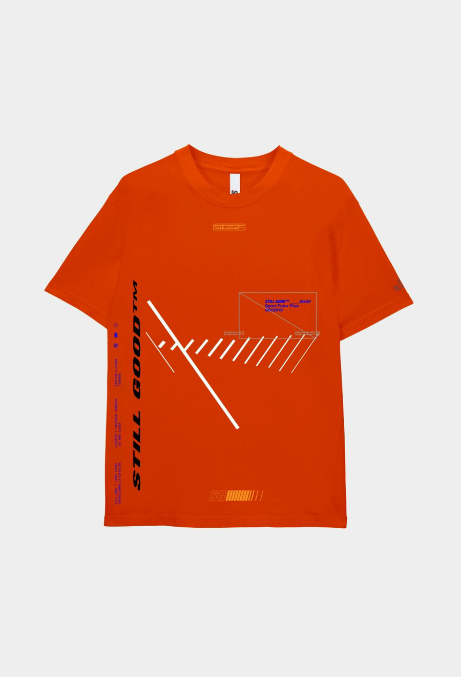 Interaction Tee Orange / XS | Still Good