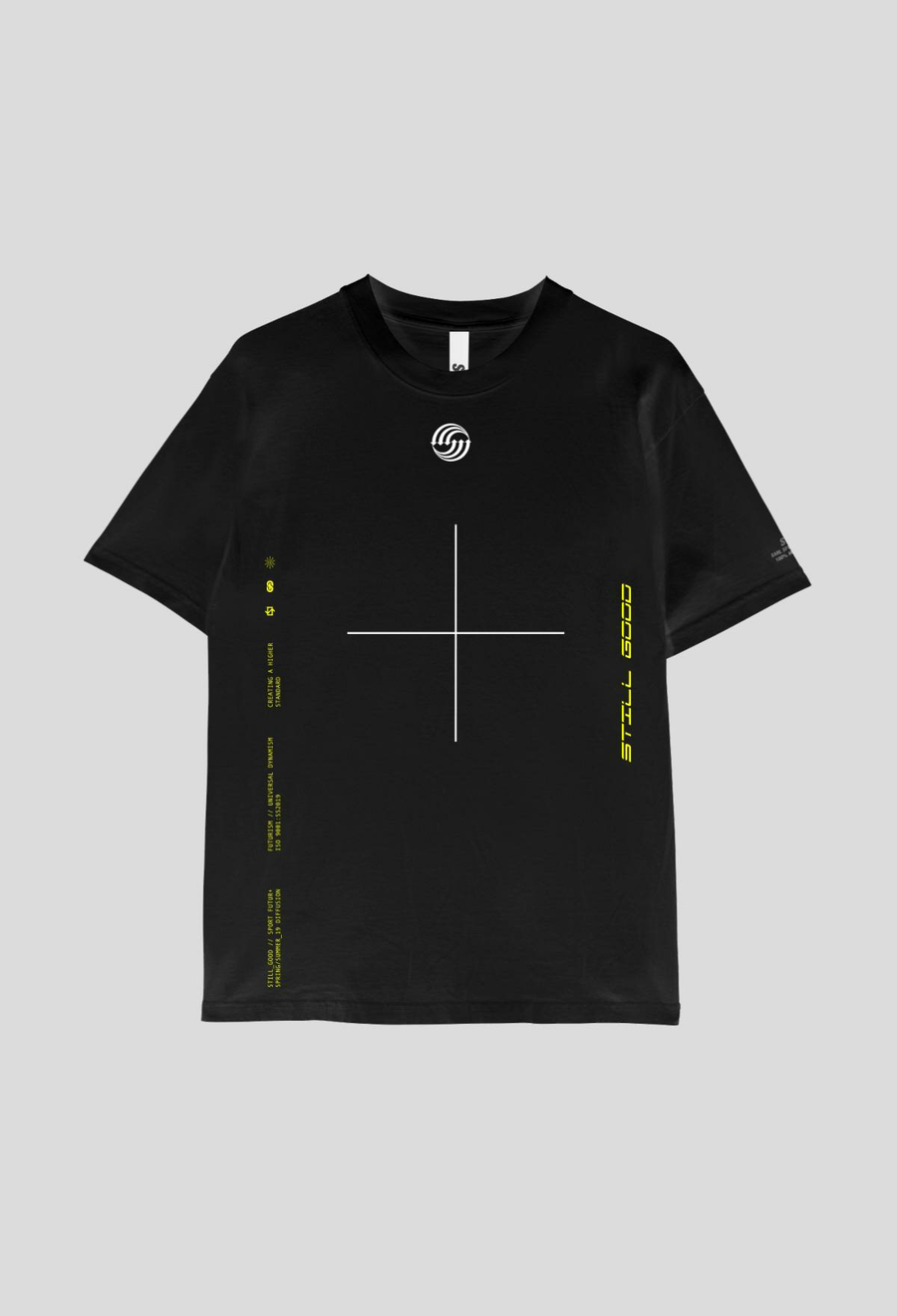 Universal Tee Black / XS | Still Good