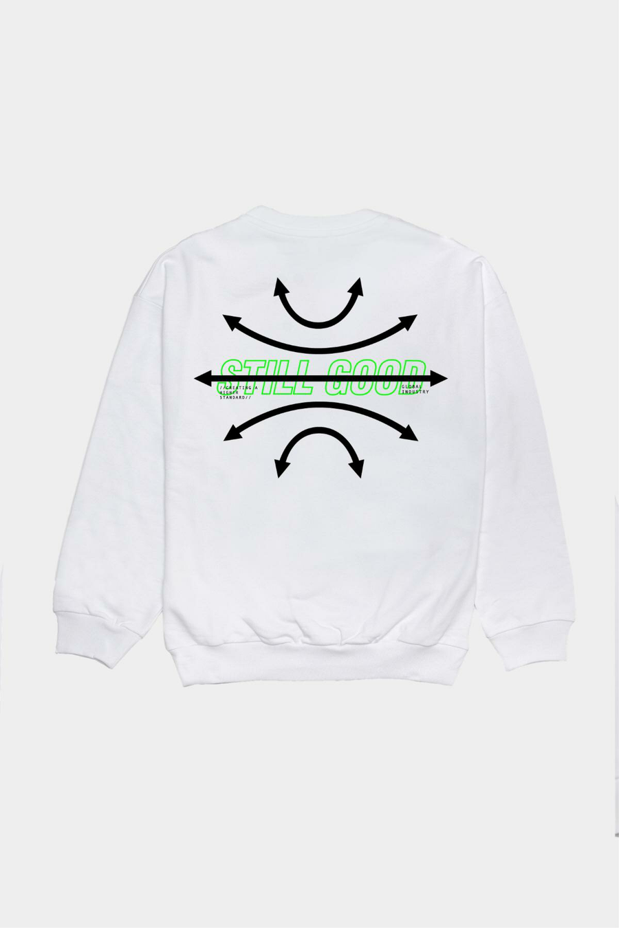 Global V2 Crewneck | Still Good