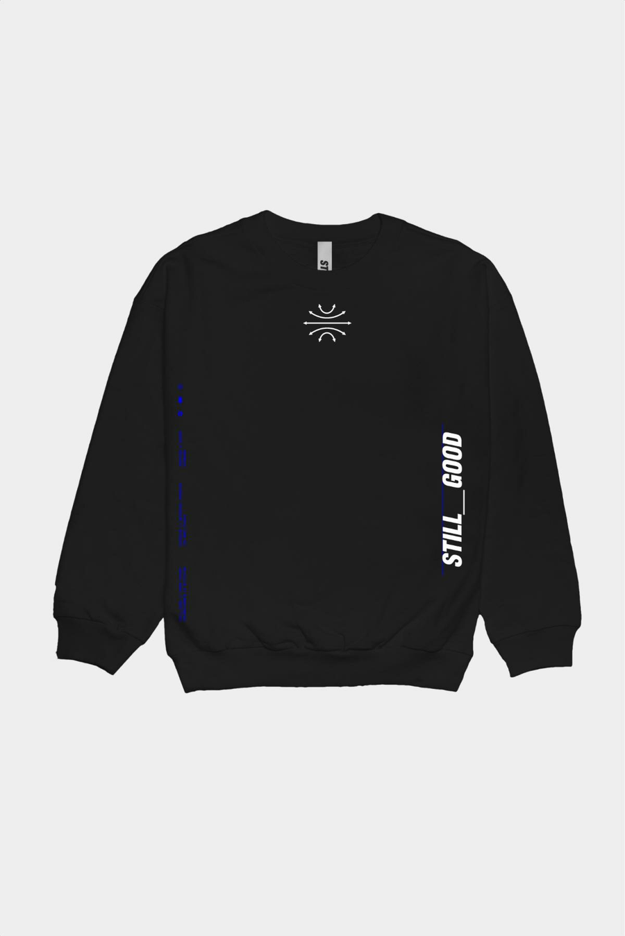 Global V2 Crewneck Black / XS | Still Good