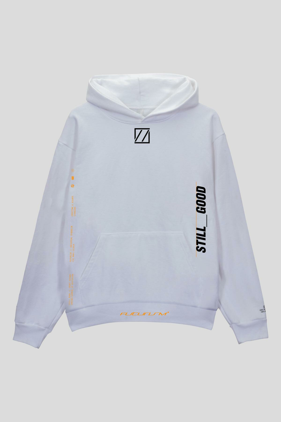 Movement Hoodie White / XS | Still Good