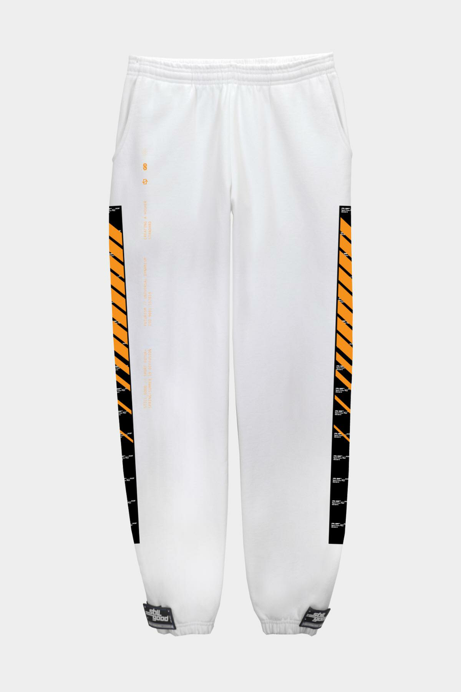 Velocity Sweatpants White / XS | Still Good