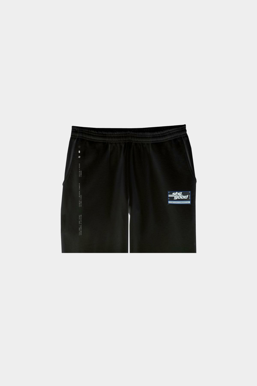 Basic Patch Shorts Black / XS | Still Good
