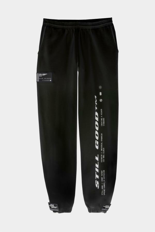 Plasticity Sweatpants Black / XS | Still Good