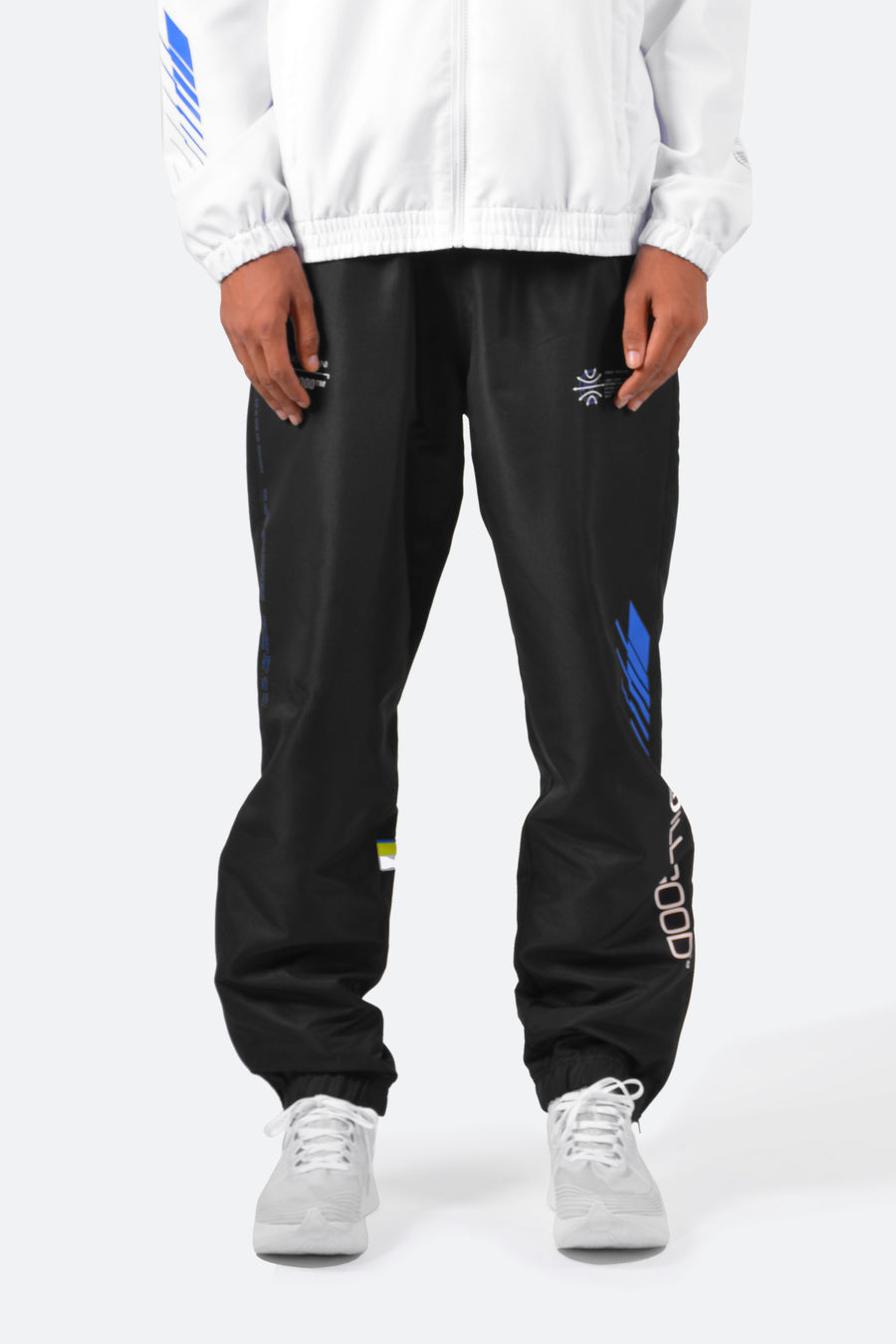 Sergio Tacchini Cryo Track Pants Black / XS | Still Good