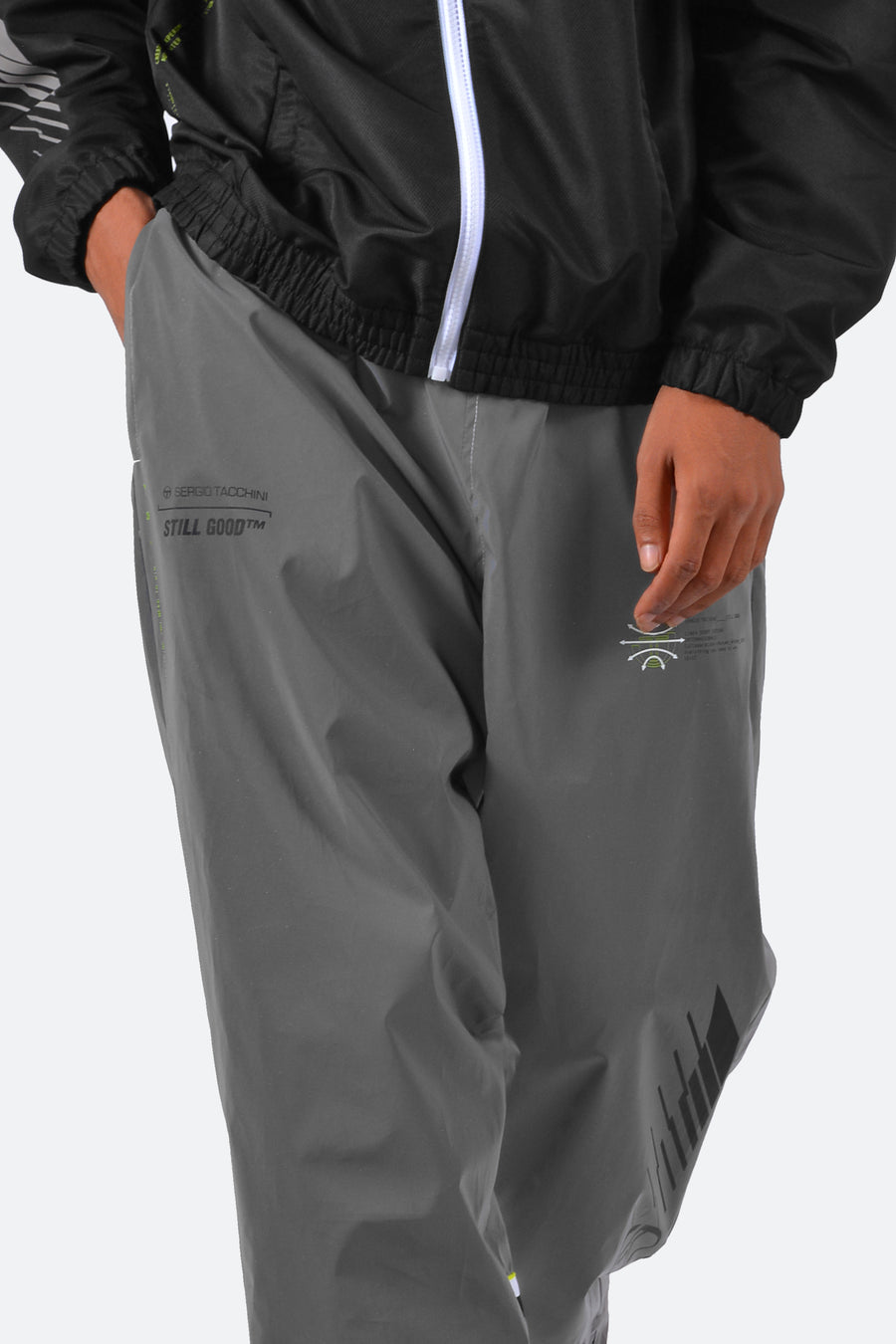 ST Cryo Reflective Track Pants | Still Good