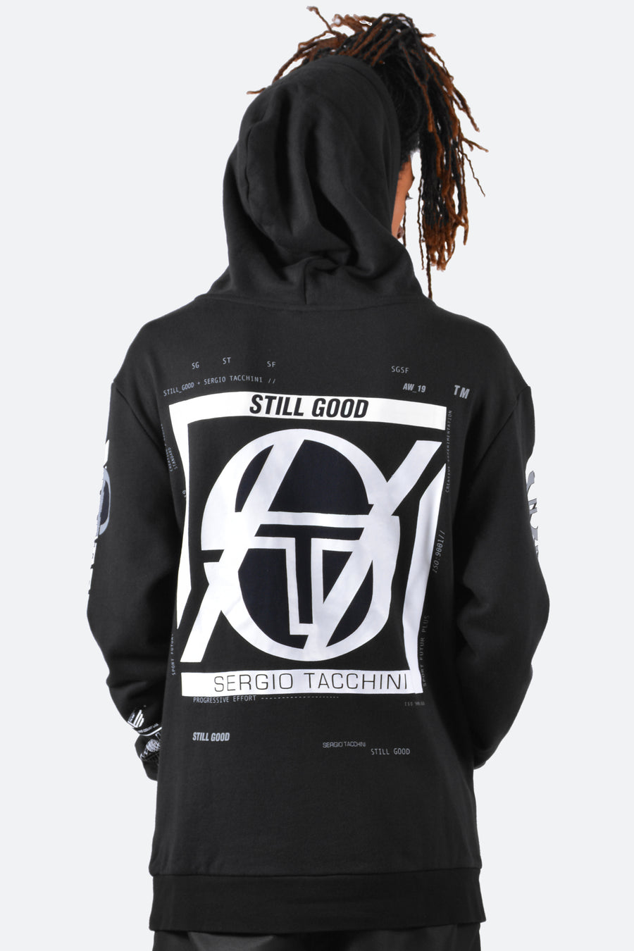 Sergio Tacchini Movement Hoodie | Still Good