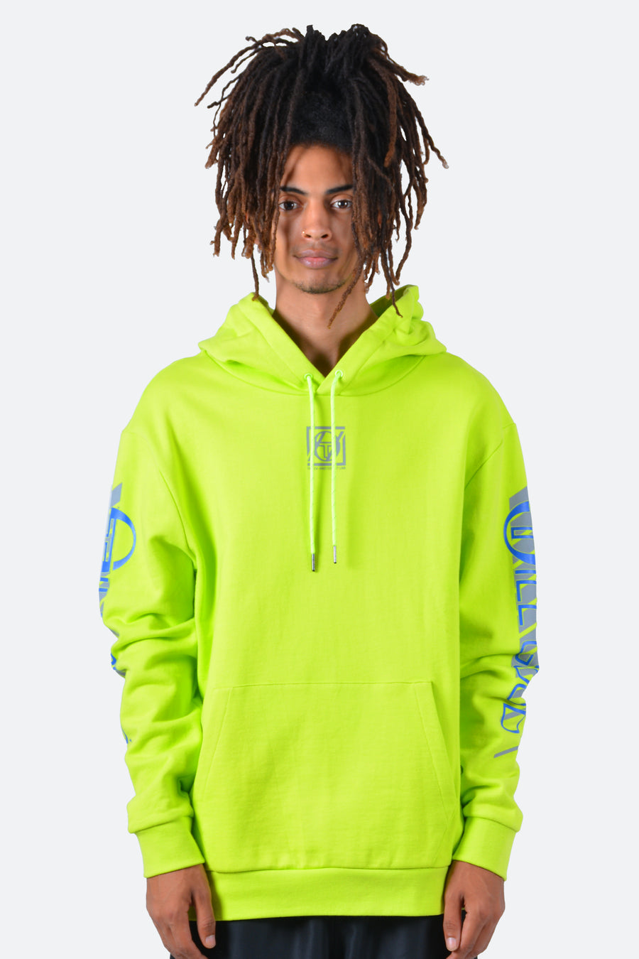 Sergio Tacchini Movement Hoodie Acid Lime / XS | Still Good