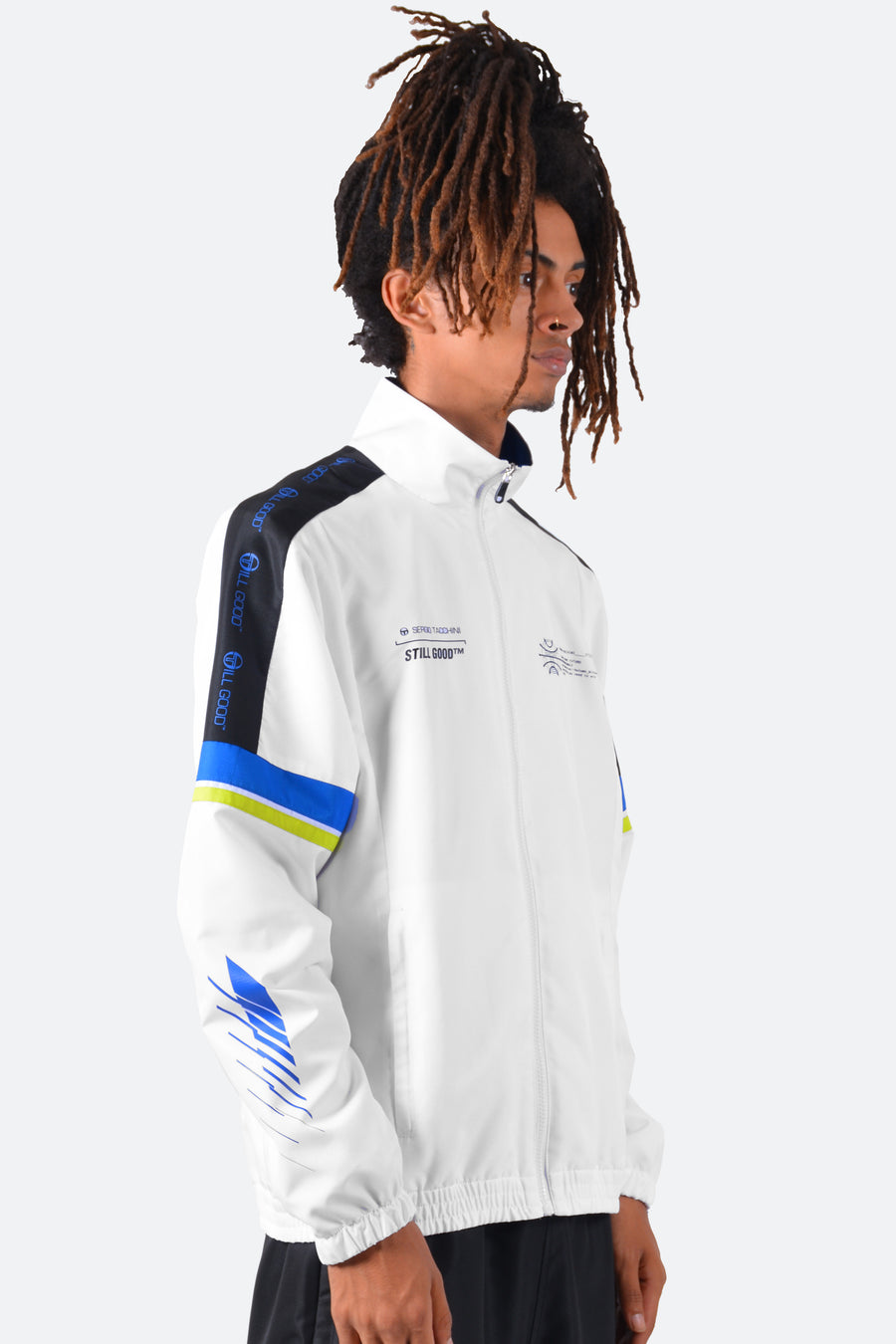 Sergio Tacchini Cryo Track Jacket | Still Good