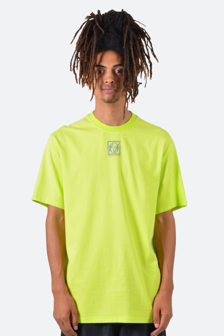 Sergio Tacchini Movement Tee Acid Lime / XS | Still Good