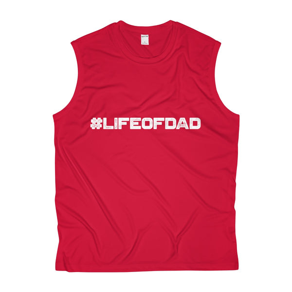 #LIFEOFDAD Performance Tee