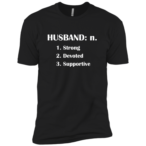 Define Husband - Life of Dad T-Shirt