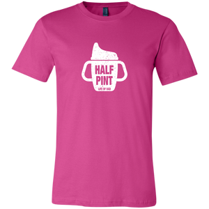 Pint/Half Pint Sippy Cup - Youth Jersey Short Sleeve T-Shirt