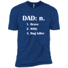 Image of Benefit - Dad Short Sleeve T-Shirt