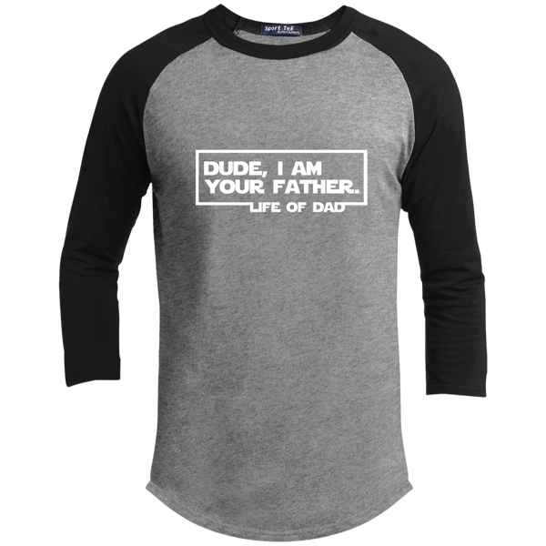 Dude, I am your Father - Sporty T-Shirt