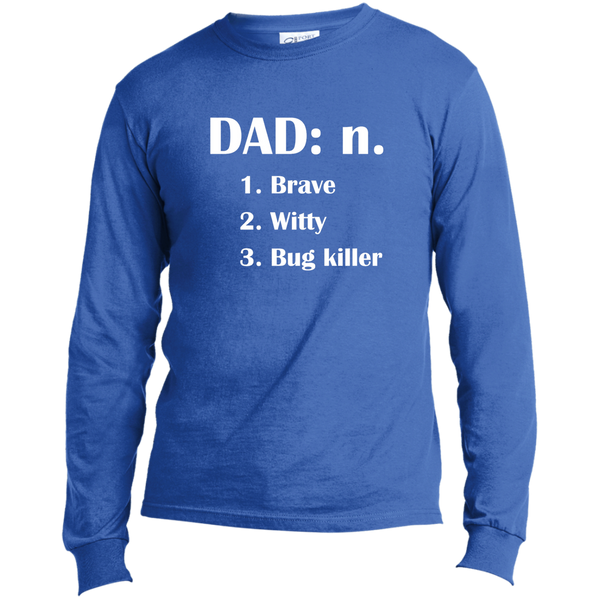 Define Dad - Life of Dad Long Sleeve Shirt